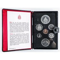 RCM 1976 Prestige Specimen Coin Set