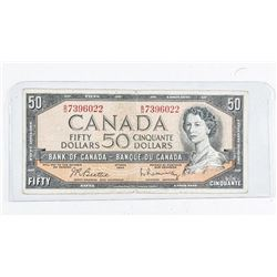 Estate Bank of Canada 1954 20.00 Note. B/R