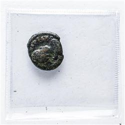 Ancient Roman Bronze Coin Constantius II  337-361 CE
