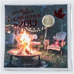 2019 OH Canada UNC Coin Folio