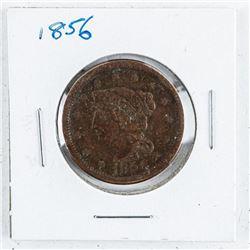 1856 USA One Cent
