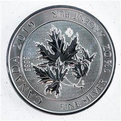 .9999 Fine Super Double Maple Leaf 8.00 Coin  1 1/2 oz ASW