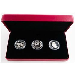 RCM 2013 - Birth of the Royal Baby, 3 x .999  Fine Silver $20.00 Coin LOW MINTAGE 7500