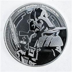 .9999 Fine Silver 1oz Round