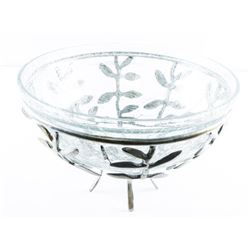 Estate Pedestal Fruit Bowl
