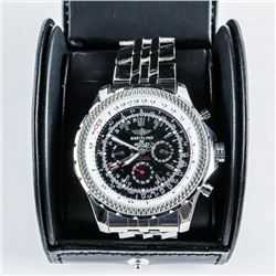 Estate Gents Watch 'Replica' Appears NEW .  Case - Breitting