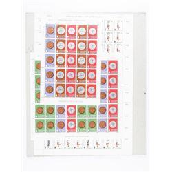 Estate Lot - Guernsey Sheet Stamps