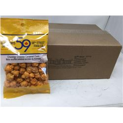 59th Cheddar Cheese Caramel Corn (12 x 80g)