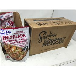 Frontera Gourmet Mexican- Enchilada Seasoning Sauce