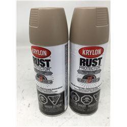 Krylon Rust Protector Textured Finish
