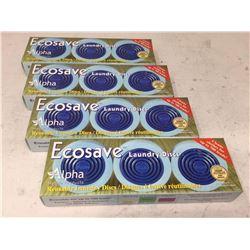 EcosaveLaundry Discs (3 x 4)