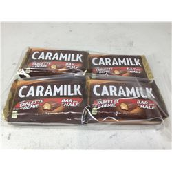 Lot of Caramilk Bar and a Half