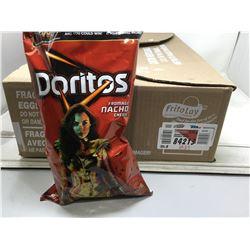 Doritos Nacho Cheese Chips (8 x 255g)