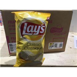 Lays Classic Potato Chips (18 x 165g)