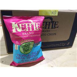 Kettle Brand Tropical Salsa (8 x)