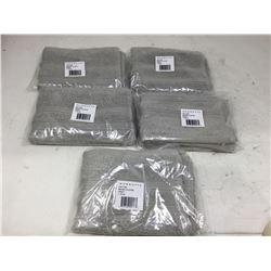 WamsuttaWash Cloth- Grey (5)