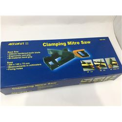 Clamping Mitre Saw