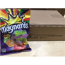 Maynards Sour Wine Gums(12 x 170g)