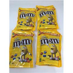 M&M's Peanut (4 x 200g)