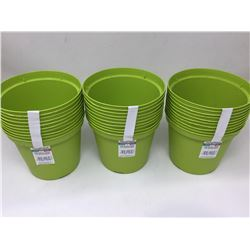 Lot of Planter Pots