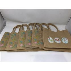 Lot of Reusable Bags