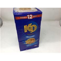 Kraft Dinner Original (12 pks)