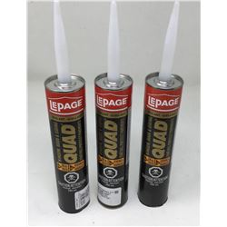 LePage Sealant (3 x 295ml)