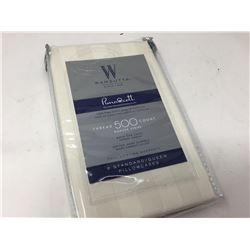 Wamsutta 2 Standard/Queen Pillowcases