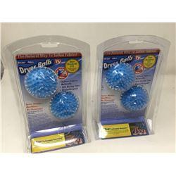 Dryer Balls (2 x 2)