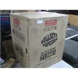 BULLSEYE POPCORN MACHINE BLACK 713601