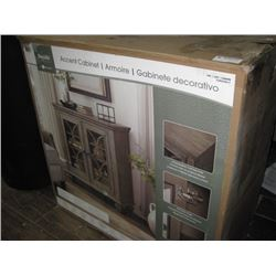 NEW BAYSIDE ACCENT CABINET