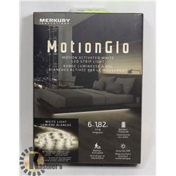 MERJURY MOTIONGLO MOTION ACTIVATED WHITE LED