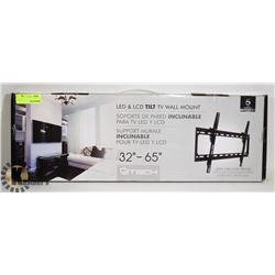 """32"""" TO 65"""" LED/LCD TV WALL MOUNT"""