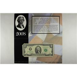 2008 CHICAGO $2 SINGLE NOTE 2003-A FRN
