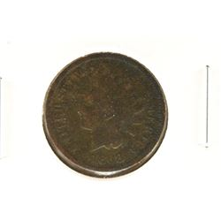 1868 INDIAN HEAD CENT (SEMI-KEY)