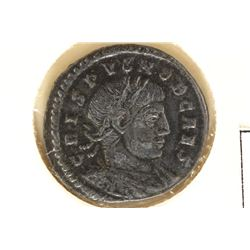 317-326 A.D. CRISPUS ANCIENT COIN VERY FINE
