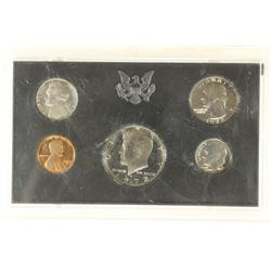 1972 US PROOF SET (WITHOUT BOX)