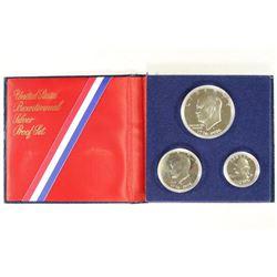 1976 US BICENTENNIAL SILVER PROOF SET