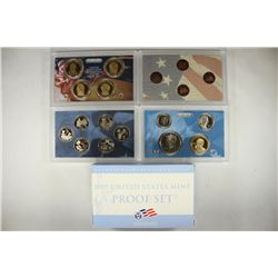 2009 US PROOF SET (WITH BOX) 18 PIECES