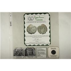 350-353 A.D. MAGNENTIUS ANCIENT COIN (FINE)