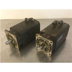 (2) SIEMENS 1 FT5072-0AC71-1-Z CINCINNATI MILACRON MOTOR