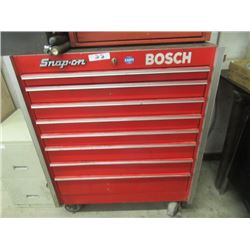Snap On 8 Drawer Tool Cabinet w Key