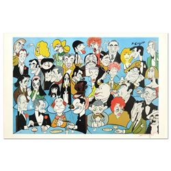 Hollywood by Xavier Cugat (1900-1990)