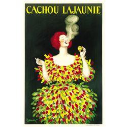 Leonetto Cappiello - Cachou Lajaune