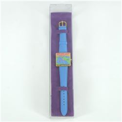 Peter Max Watch (Save Our Oceans) by Peter Max
