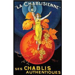 Henri Le Monnier - La Chablisienne