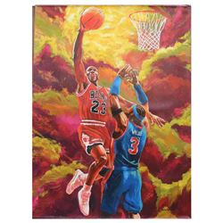 Jordan Vs. Wallace by Turchinsky Original