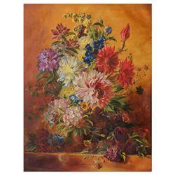 Bouquet Of Flowers by Borewko Original