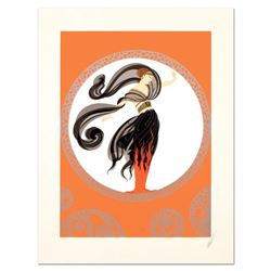 Flames of Love by Erte (1892-1990)