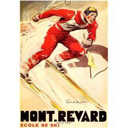 Paul Ordner - Mont Revard
